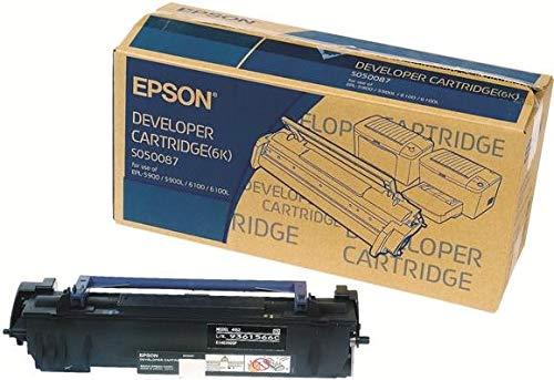 Epson C13S050087 - Tóner láser, color negro