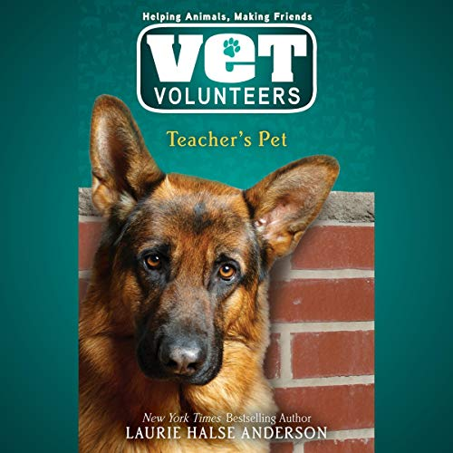 Teacher's Pet audiobook cover art