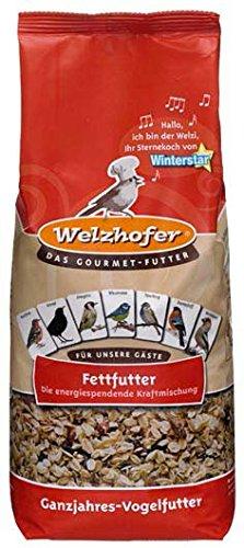Welzhofer Fettfutter mit Griebenfett, 25 kg Papier-/Polysack