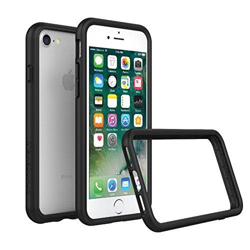 RhinoShield Coque pour iPhone 8 / iPhone 7 [Bumper CrashGuard] Housse Fine...