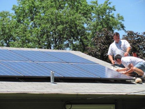 plantilla de plan de negocios para un servicio de instalación de paneles solares en español!