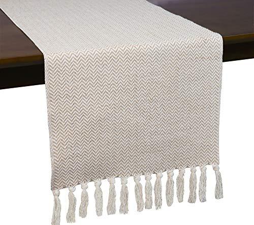 linen table runner - 4