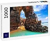 Lais Puzzle Playa de la Catedral Playa de Catedrais en Galicia España 1000 Piezas