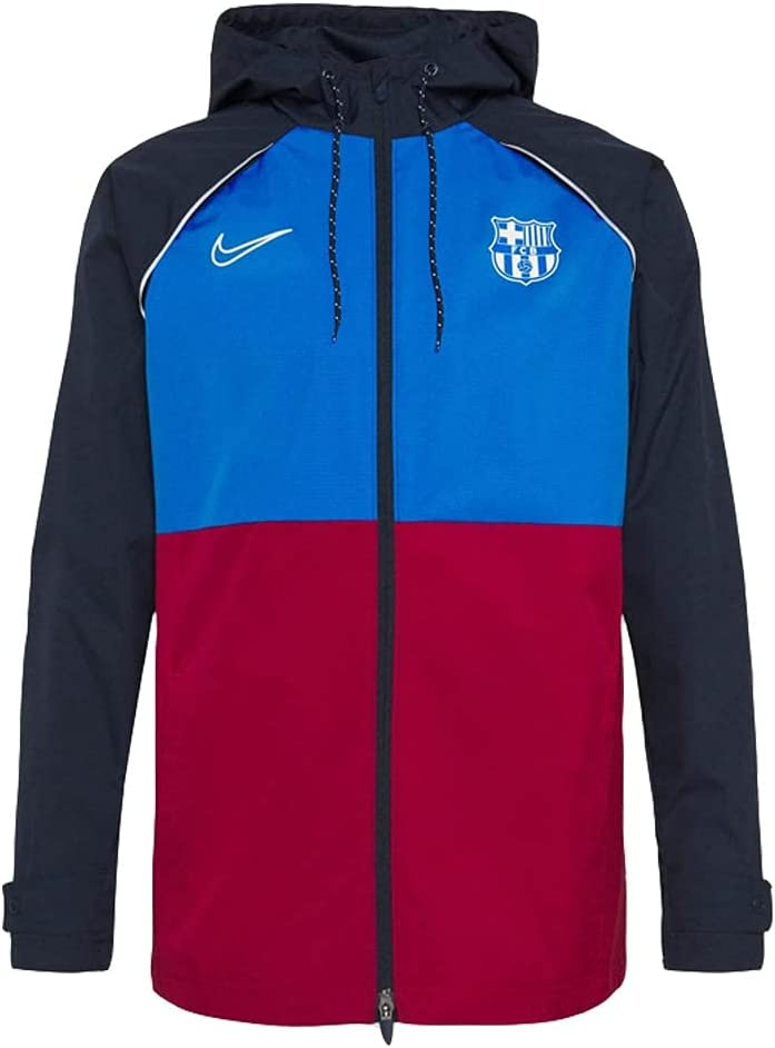 Max 59% OFF Nike 2021-2022 Barcelona Sale SALE% OFF AWF Lightweight Soar Jacket