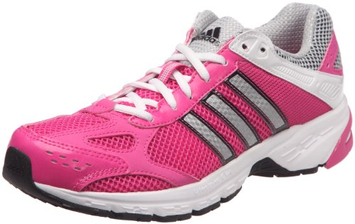 Adidas Duramo 4 W, Zapatillas de Running para Mujer, Rosint/Noir/Argmat 1, 40 EU