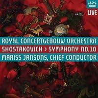 Shostakovich: Symphony No.10 by Royal Concertgebouw Orchestra (2013-06-11)