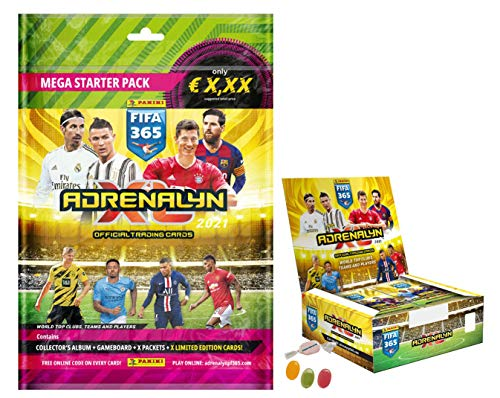 Panini Adrenalyn XL F.IFA 365