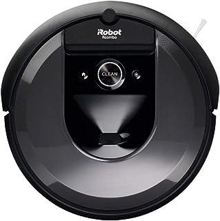 iRobot Roomba i7 aspiradora robotizada Sin bolsa Negro 0,4 L - Aspiradoras robotizadas (Sin bolsa, Negro, Alrededor, 0,4 L, 2 cm, iAdapt)
