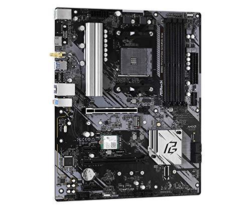 ASRock B550 Phantom Gaming 4/ac ATX AM4 Motherboard