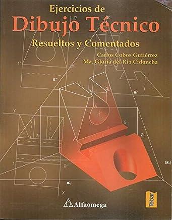 Ejercicios de Dibujo Tecnico Resueltos y Comentado