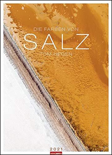 Die Farben von Salz Kalender 2021