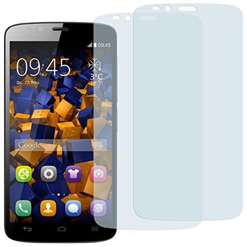 mumbi Schutzfolie kompatibel mit Huawei Honor Holly Folie matt, Displayschutzfolie (2X) - 3