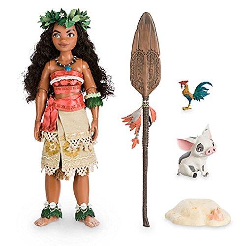 Disney Store Moana Limited Edition Doll - 16''