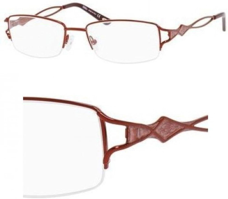 Emozioni Emozioni 4363 0RC2 Burgundy Eyeglasses