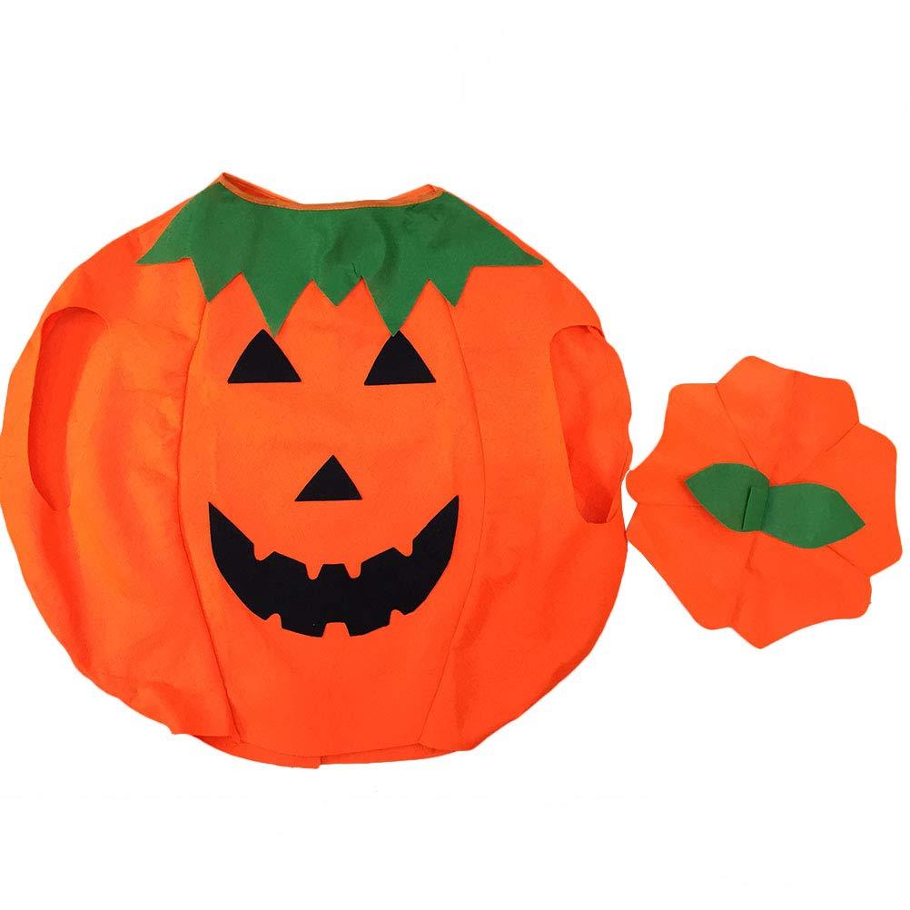 SUPVOX Divertido para niños Halloween Lantern Cara Calabaza no ...