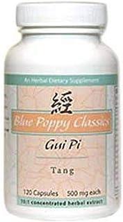 Blue Poppy - Gui Pi Tang 120 caps (500 mg)