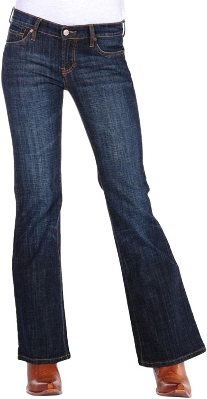Stetson Women's 816 Classic Boot Cut Jean