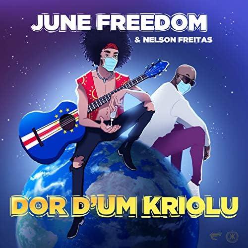 June Freedom & Nelson Freitas