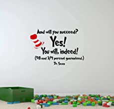 and will you succeed dr seuss