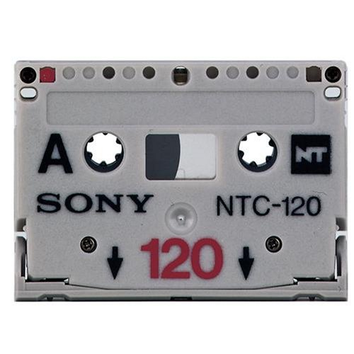 Review Of Sony Digital Micro Tape NTC-120 120 Minute NT-Type