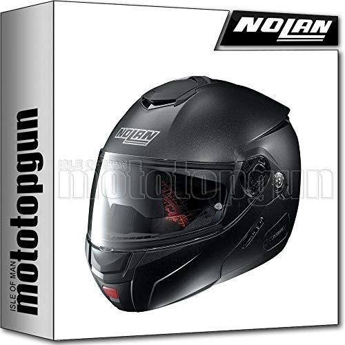 Nolan - Casco de moto modular N90-2 Special negro grafito 009 talla XXL