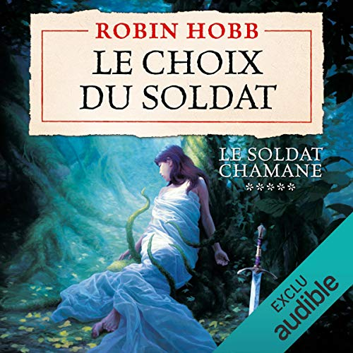 Le choix du soldat audiobook cover art
