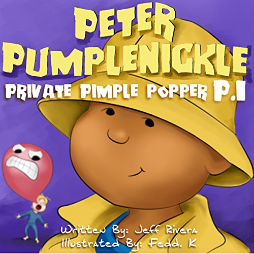 Peter Pumplenickle audiobook cover art