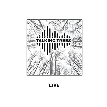 Talking Trees - Live
