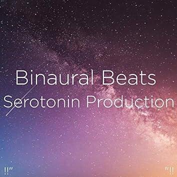 """!!"""" Binaural Beats Serotonin Production """"!!"""