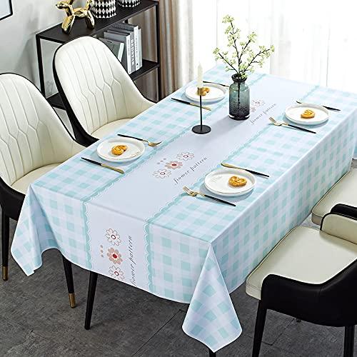 sans_marque Manteles, mesas, textiles para el hogar, elegantes manteles bordados, modernos manteles antiguos, manteles de lujo 140cm