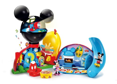 Famosa Mickey Clubhouse Playset