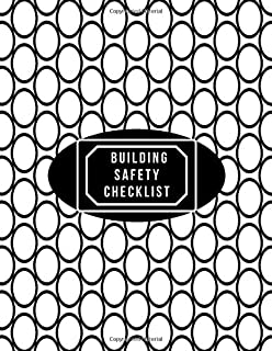 Building Safety Checklist: Maintenance Record Note and Property Routine Safety Journal Log Book Register Check Guide For Residential Home Office ... Owners Inspectors. (Property Management Logs)