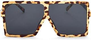 PADQ - Gafas de Sol Mujer Trendy Lens Vintage Hombre UV400 SHOWASPICTURES