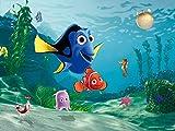 1art1 Findet Nemo - Dorie, Nemo Und Fisch-Freunde, 4-Teilig
