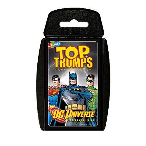 Top Trumps - DC Superhelden-Kartenspiel [Toy] ENGLISH