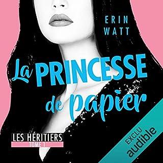 Couverture de La princesse de papier