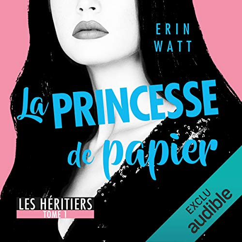 La princesse de papier audiobook cover art