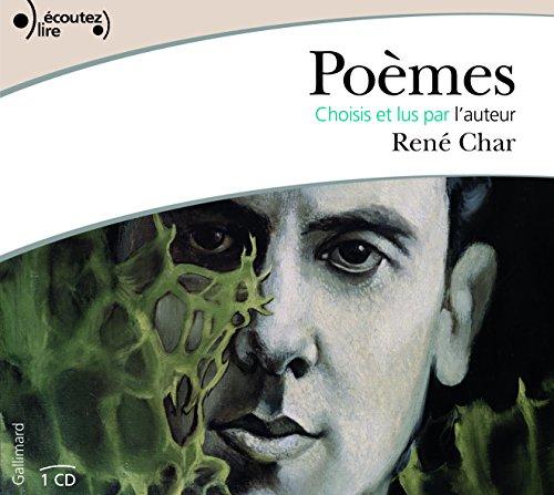 Poèmes: Choisis et lus par l'auteur