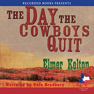 Best the day the cowboys quit audio Reviews