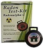 Rilevatore di Gas Radon a tracce CR-39