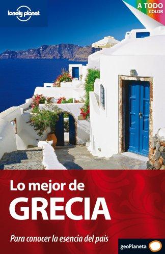 Lo mejor de Grecia 1 (Guías Lo mejor de Ciudad Lonely Planet) [Idioma Inglés] (Guías Lo mejor de País Lonely Planet)