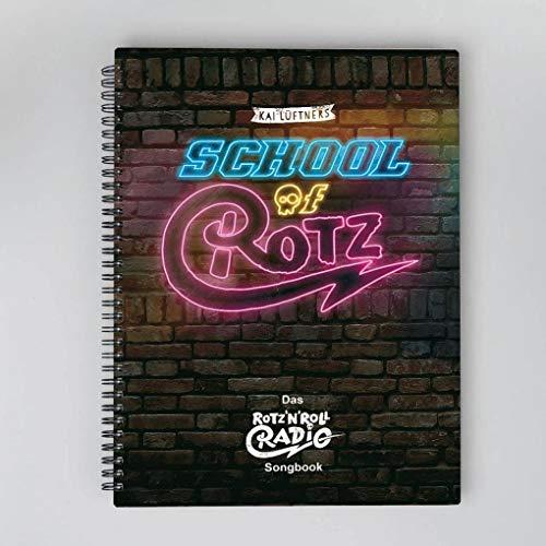 School of Rotz - Das Rotz`N`Roll Radio Songbook
