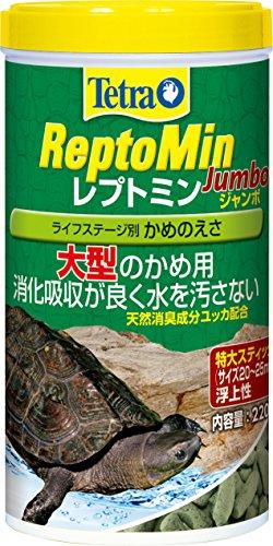 テトラ レプトミン ジャンボ 220gamazon参照画像
