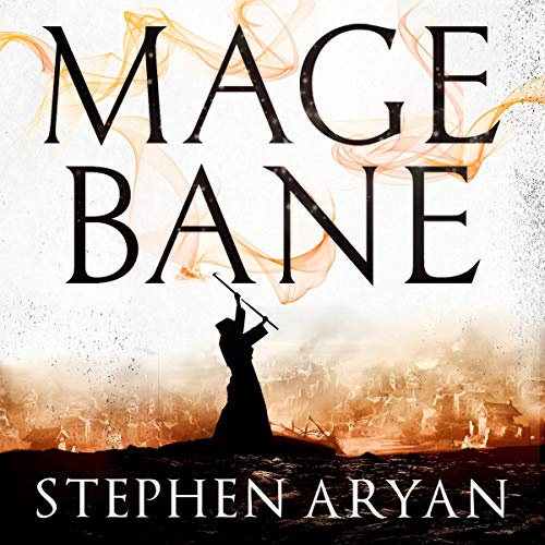Magebane cover art