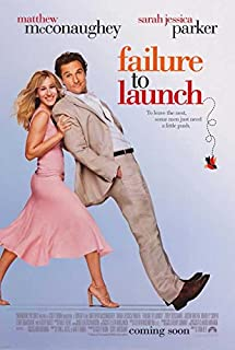 Failure to Launch POSTER (11