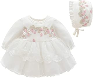 Infant Baby Girls Clothes Lace Tutu Princess Dress Outfits Skirt 0-18M