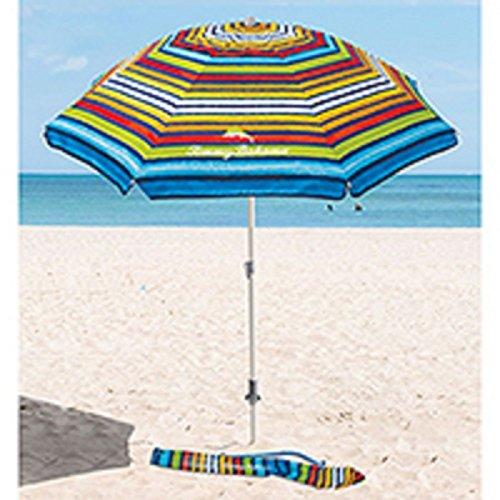 Tommy Bahama - Sombrilla Multicolor con...
