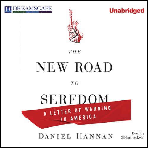 The New Road to Serfdom audiobook cover art