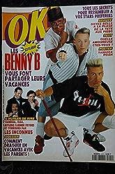 OK ! âge tendre 811 29 juil. au 4 août 1991 les BENNY B - Les Inconnus - mini poster Noah