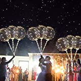 OHQ Led Illuminer Lanterne Ballon Tube De Ceinture Lumineux RéUtilisable Mariage FêTe DéCoration...